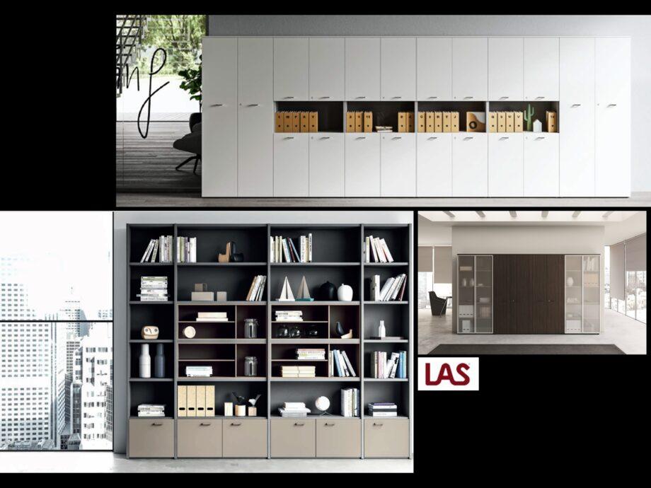 Composizioni di librerie e contenitori #15