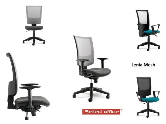 Selezione di sedie per ufficio operative #03