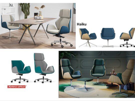 Selezione di sedie per ufficio direzionali #03