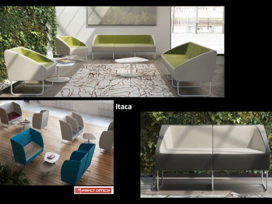 Selezione di sedie per ufficio visitatore e comunità #03