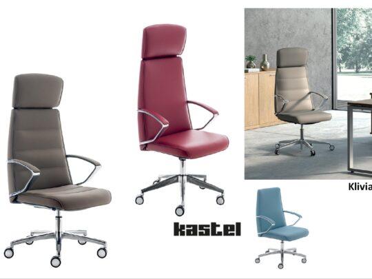 Selezione di sedie per ufficio direzionali #05