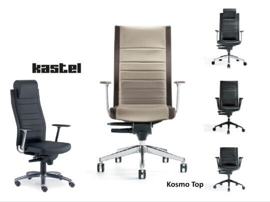 Selezione di sedie per ufficio direzionali #06