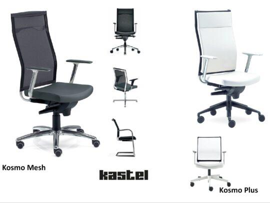 Selezione di sedie per ufficio direzionali #07