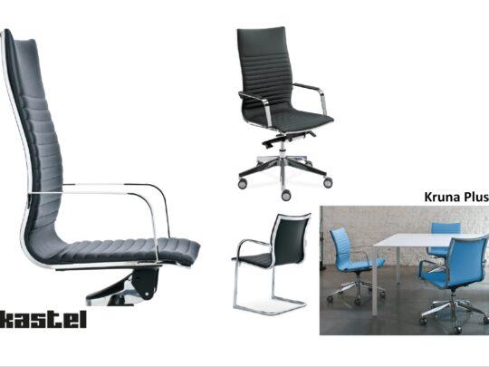 Selezione di sedie per ufficio direzionali #08