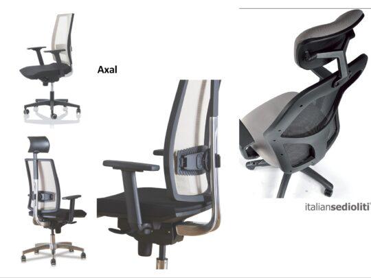 Selezione di sedie per ufficio operative #10