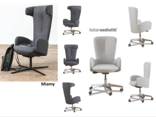 Selezione di sedie per ufficio direzionali #10
