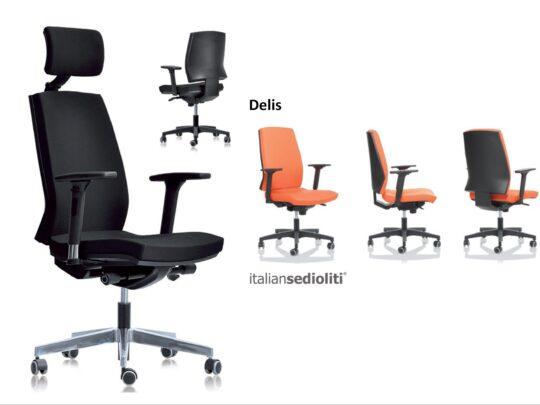 Selezione di sedie per ufficio operative #11