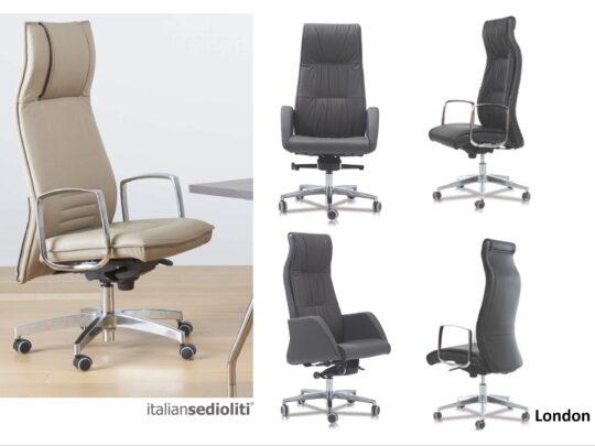 Selezione di sedie per ufficio direzionali #11