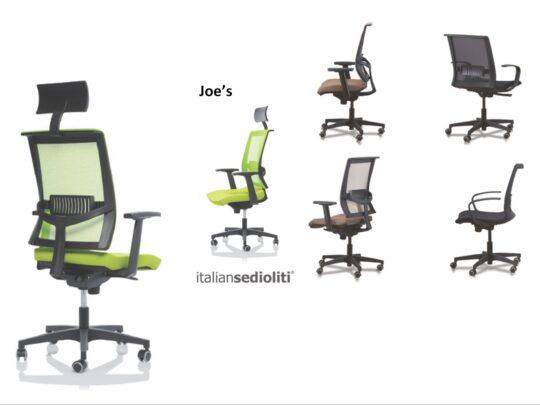Selezione di sedie per ufficio operative #12