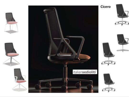 Selezione di sedie per ufficio direzionali #13