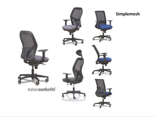 Selezione di sedie per ufficio operative #14