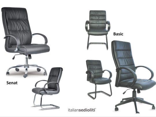 Selezione di sedie per ufficio direzionali #14