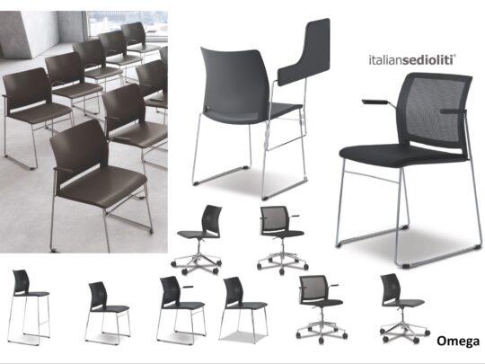Selezione di sedie per ufficio visitatore e comunità #14