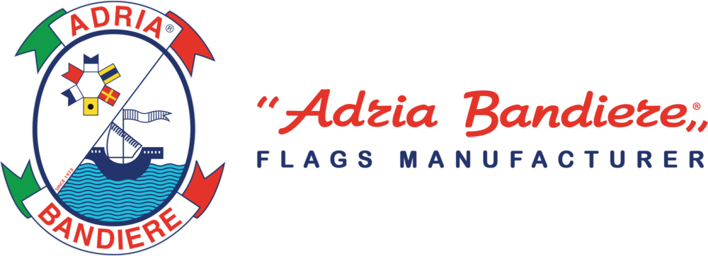 Adria bandiere Logo web